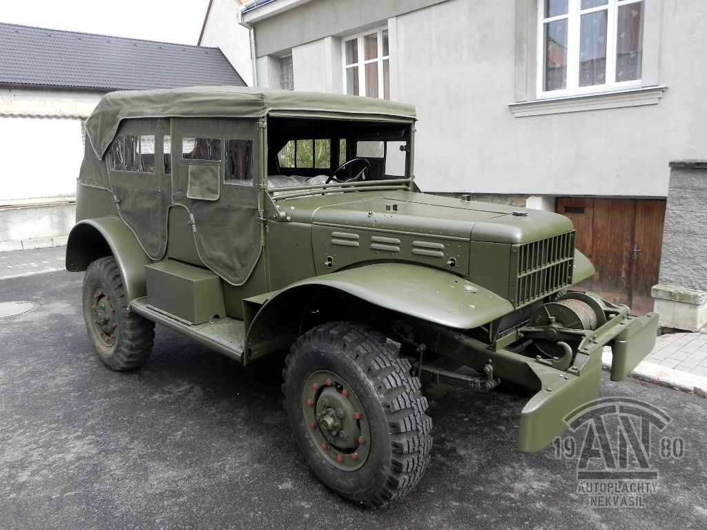 Dodge Wc Command Car For Sale