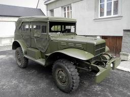 "Dodge WC – Plachta WC56/57 ""Command Car"""