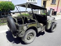 Jeep MA|MB|GPW – Mini tropiko