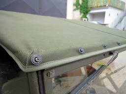 Jeep MA/MB/GPW – Canvas summer top MB/GPW