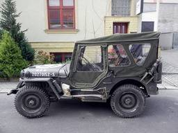 Jeep MA/MB/GPW – Tetto completo invernale MB/GPW