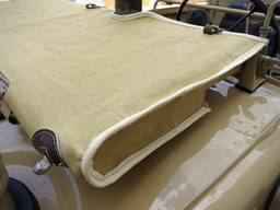 KdF 166 – Windshield cover