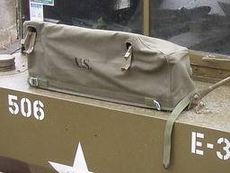 M29 Weasel – Air intake cover