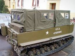 M29 Weasel – Plachta