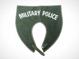 "Special offer – Canvas shield ""MILITARY POLICE"" Harley-Davidson WLA"