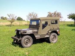 Willys M38/M38A1 – Plachta
