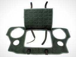 Willys M38/M38A1 – Grill cover